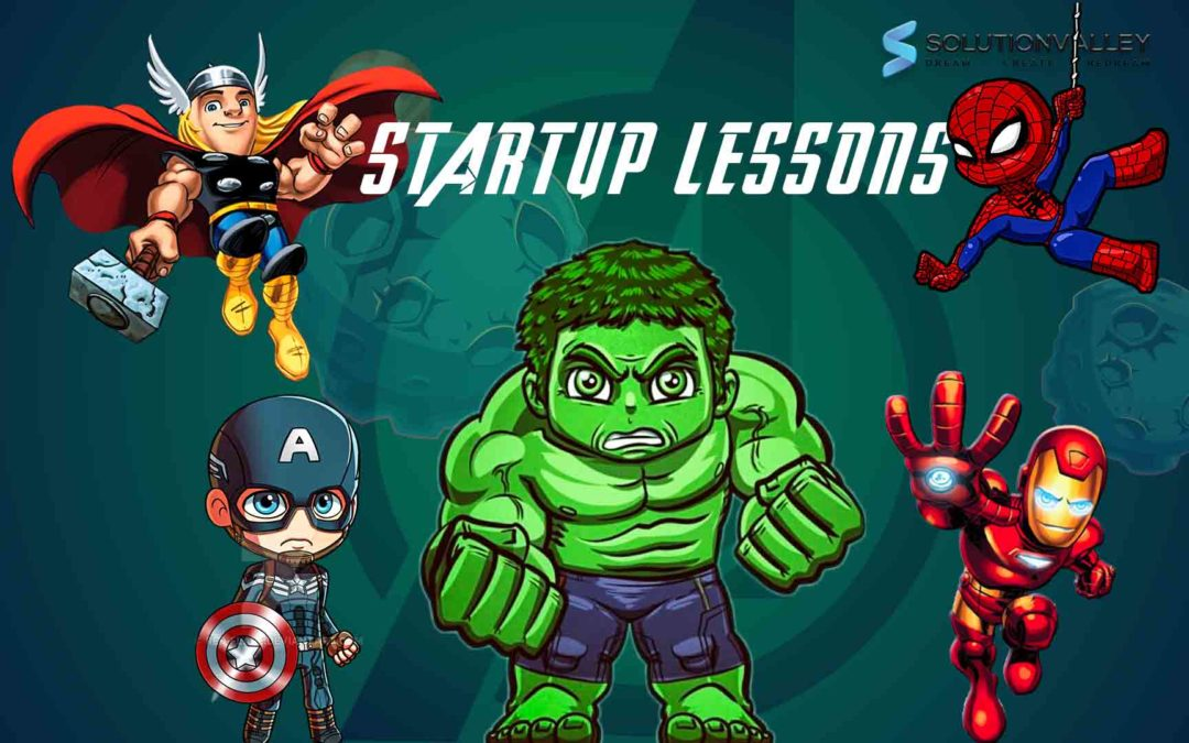 Start-Up Lessons Every Single Entrepreneur Can Acquire From Avengers: Endgame