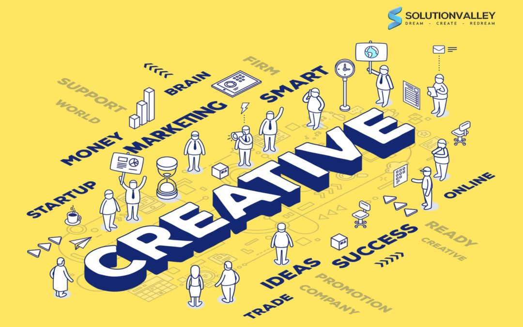 Being Creative in Marketing is good for business. Let's find out how