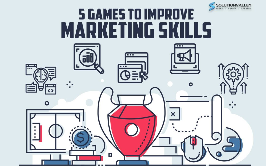 5 Games That Can Improve Your Marketing Skills