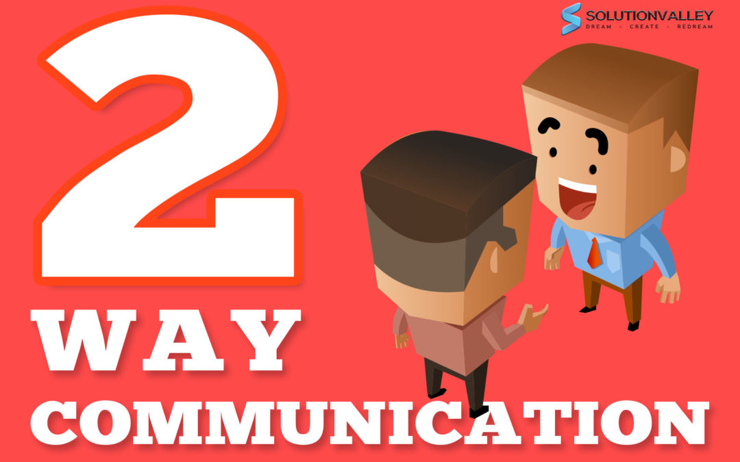 Importance of Two-Way communication Process in Business