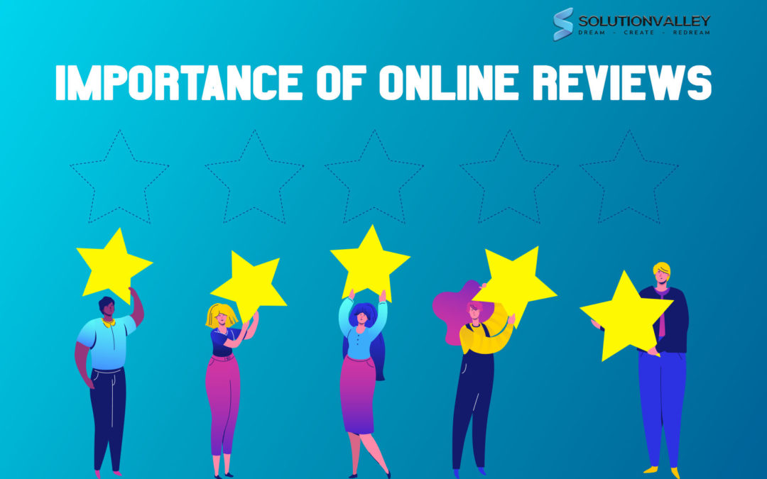 Importance of Online Reviews in your E-Commerce Business