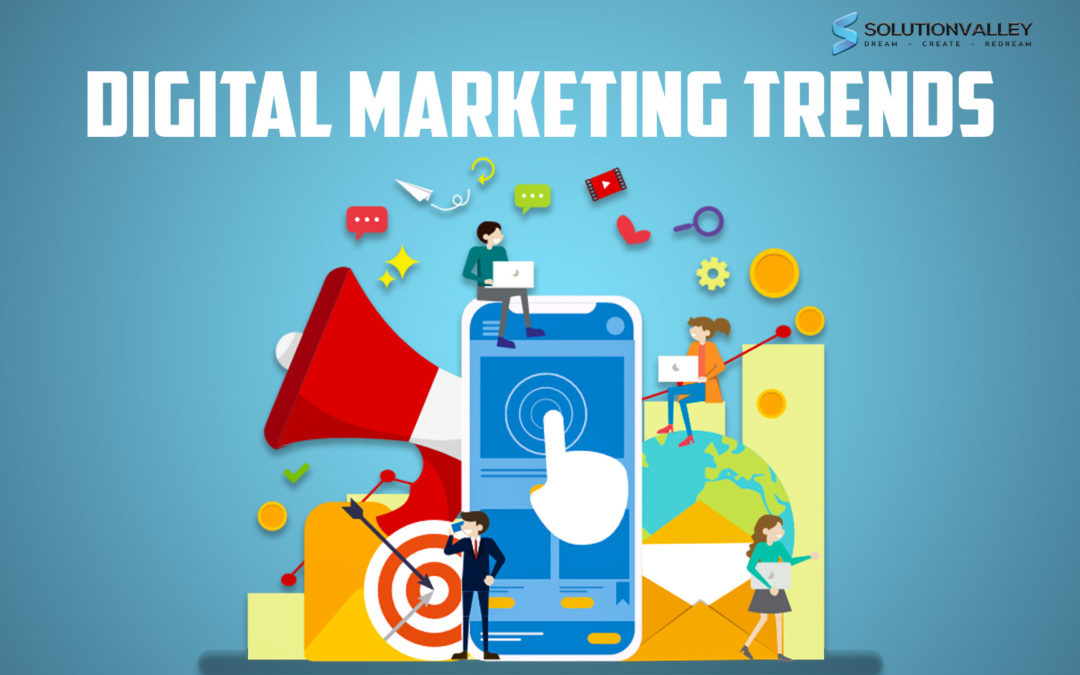Understanding Digital Marketing Trends using these 10 tricks