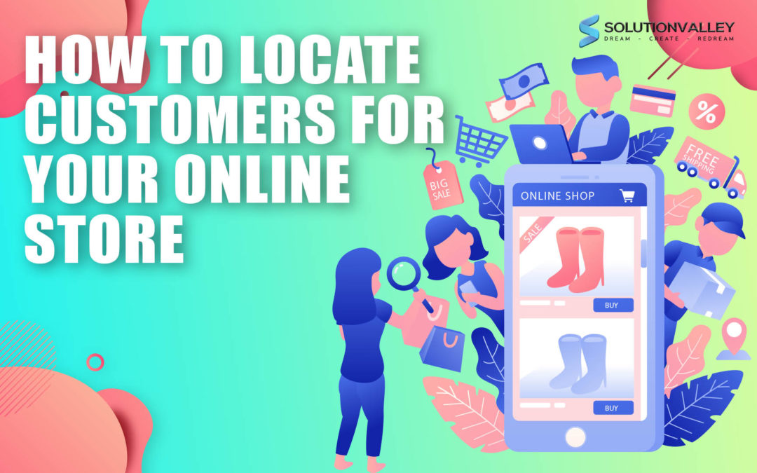 how to find online customers
